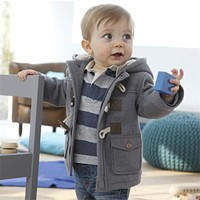 Baby Coat Winter Baby Boy Clothes Children Clothing Infant Baby Jackets Kids Clothes Outerwear