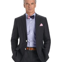 Linen Two-Button Fitzgerald Fit Suit - Brooks Brothers
