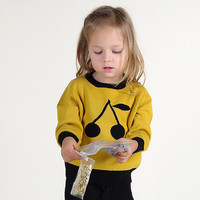 Boys and Girls Long Sleeve Sweater