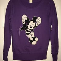 Sale!! Vintage UNIQLO UT Mickey Mouse pullover sweaters disney clothing cartoon shirt