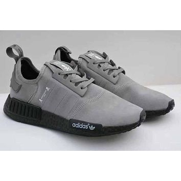 Adidas:NMD Fashion leisure Gym shoes men and women
