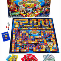 Be a Broadway Star - the Board Game That Puts You in the Spotlight