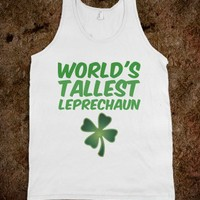 World's Tallest Leprechaun - Jordan Designs