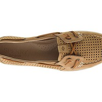 Coil Ivy Perforated Boat Shoe