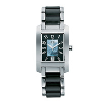 Ceramic Couture® Stainless Steel Men's Watch