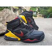 Jordan Mars 270 'Black Yellow Red' Men Sneaker - Danny Online