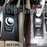2006-2008 AUDI A6 / A6 QUATTRO INTERIOR EXTERIOR ICED OUT CRYSTAL BLING DIAMONDS 2007 06 07 08 S-LINE