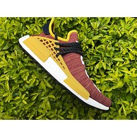 Human Race Nmd red Basketball Shoes 36-47