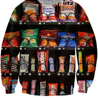 Vending Machine Crewneck Sweatshirt