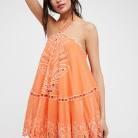 Free People Met You In Summer Dress