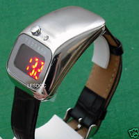 brand new red led Drivers watch 1970s exclusive limited edition cool and smart