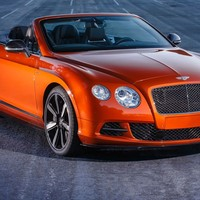 2014 Bentley Continental GT Speed Convertible 2dr Convertible AWD (6.0L 12cyl Turbo 8A)