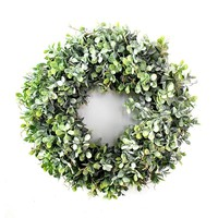 Beautiful Trendy Farmhouse Style Door Wreaths