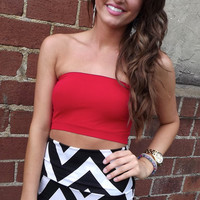 Red Bandeau