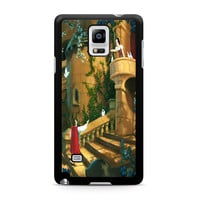 Snow White One Song Samsung Galaxy Note 4 case