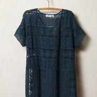 Keren Lace Tee by Lili's Closet