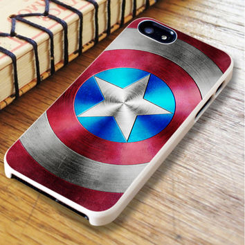 Captain America Super Heroes Marvel | For iPhone 6 Plus Cases | Free Shipping | AH0857