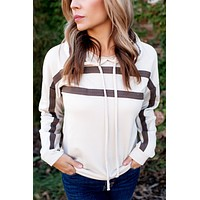 The Haven Hoodie (Taupe) FINAL SALE