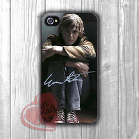 Evan Peters signatured-1nn for iPhone 4/4S/5/5S/5C/6/ 6+,samsung S3/S4/S5,samsung note 3/4