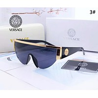 Versace Fashion New Polarized Women Men Sun Protection Glasses Eyeglasses 3#