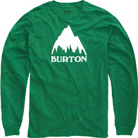 Classic Mountain Recycled Long Sleeve T Shirt - Burton Snowboards