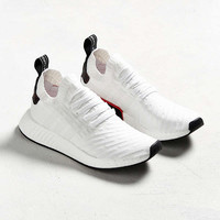 adidas NMD R2 Core Black Primeknit Sneaker | Urban Outfitters