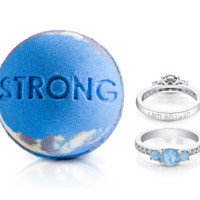 Strong - Life Intentions - Bath Bomb With a Ring and a Chance to Win a $10k Ring