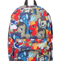 My Little Pony Six Mares Backpack