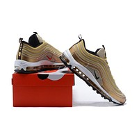 Nike Air Max 97 3M Golden Size 36-46