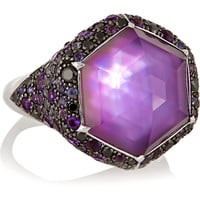 Stephen Webster - 18-karat white gold multi-stone ring