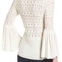Bailey 44 Street Fair Bell Sleeve Sweater | Nordstrom