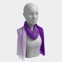 Viloet Long Scarf