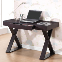 Techni Mobili Trendy Writing Desk with Drawer