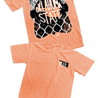 Short Sleeve Orange OSU-Comfort Colors
