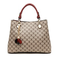 Luxury Designer L V Women Female Shoulder Bags