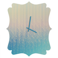 Gabi In Dreams Quatrefoil Clock