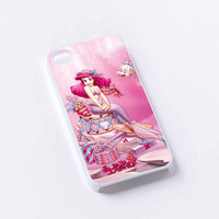 cute ariel the little mermaid iPhone 4/4S, 5/5S, 5C,6,6plus,and Samsung s3,s4,s5,s6