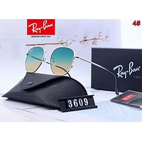 RayBan Ray-Ban Fashion Women Men Summer Sun Shades Eyeglasses Glasses Sunglasses 4#