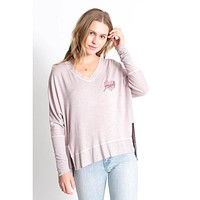 Heart Yourself Carrie Dolman Top
