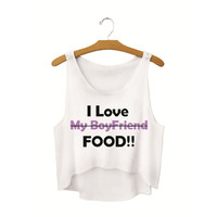 Fashion Women Tank Tops Harajuku Crop Top Summer Style Cropped Sexy Blusa For Womens Fitness Shirt Female 15