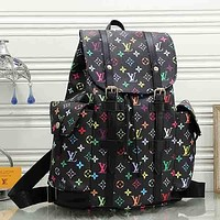 Women Fashion Leather Travel Backpack Bookbag