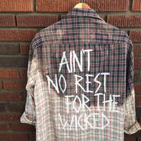 Wicked Flannel