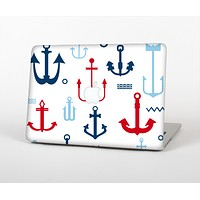 The Various Anchor Colored Icons Skin for the Apple MacBook Air 13""