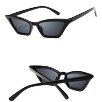 Colorist Cat-eye Sunglasses - Black