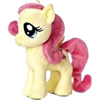"""Hasbro 9"""" My Little Pony Butterfly Plush by the Toy Factory, LLC.-Brand New!"""
