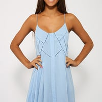 Dreamers Dress - Blue