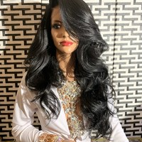 CHOCOLATE LOVER lace front wig 1119