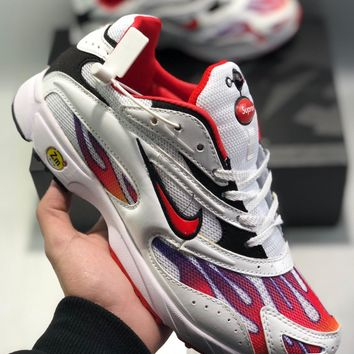 Nike x Supreme Zoom Streak cheap Men's and women's nike shoes