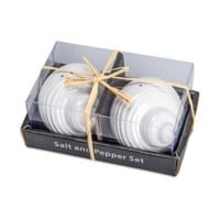 BIA Shell Salt & Pepper Set