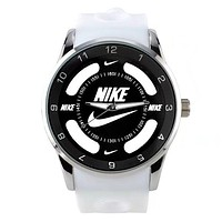 NIKE fashion exquisite watch  F-PS-XSDZBSH White